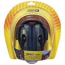 Howard Leight Impact Sport Electronic Folding Earmuff