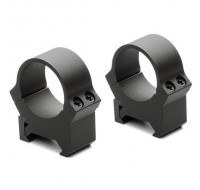 "Leupold PRW2 Permanent Weaver-Style Scope Rings 1"" Matte"