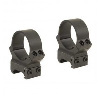 Leupold PRW (Permanent Weaver-Style) Scope Rings 30mm Matte
