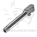 Lone Wolf Barrel M/20 10mm Threaded 9/16 x 24  (132mm)