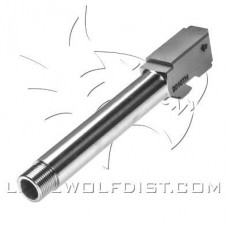 Lone Wolf Barrel M/20 10mm Threaded 9/16 x 24  (132mm)