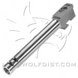 Lone Wolf Barrel M/22 40 S&W Extended 2 Port (136.4mm)