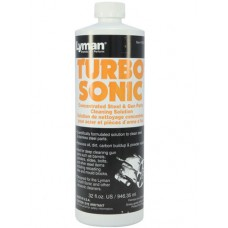 Lyman Turbo Sonic Ultrasonic Gun Parts Cleaning Solution Liquid 32oz