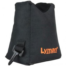 Lyman Crosshair Front Shooting Rest Bag Nylon Black