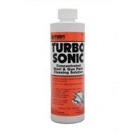 Lyman Turbo Sonic Ultrasonic Steel Cleaning Solution Liquid 16oz