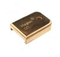 MAGLOC Glock Base Pad Brass 2oz