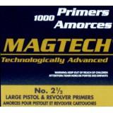 Magtech Large Pistol Primers (1000)