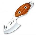 Nieto 11039 Skinner with Gut Hook 7.9cm Knife