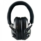 Night Prowler Electronic Black Earmuffs