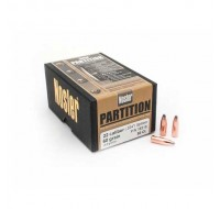 Nosler 22 Calibre 60GN Spitzer Point Projectiles (50)