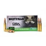 OSA Buffalo River Ammunition .308 Win 135GN Sierra (20)