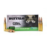 OSA Buffalo River Ammunition .308 Win 135GN Sierra (20)
