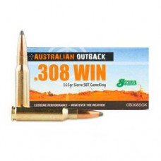 OSA Buffalo River Ammunition .308 Win 165GN Sierra (20)