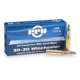 PPU Ammunition 30-30 Win 150gn FNSP (20)