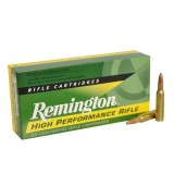 Remington 222 Remington Pointed Soft Point 50 GN (20)