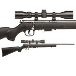 Savage Arms Mark II FSS Stainless Synthetic Rifle 22LR