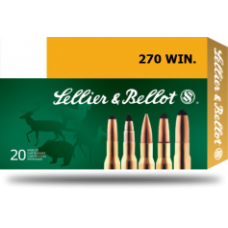 Sellier & Bellot 130GN 270 WIN SP (20)
