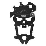 SOG MacV Multi-Tool Black Steel