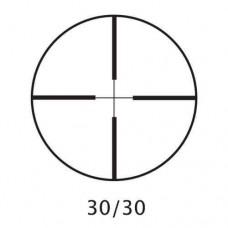 Tasco World Class 4-16x40 30/30 Reticle Rifle Scope