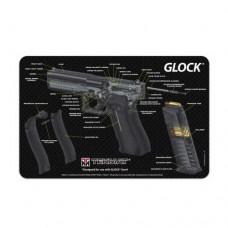 TEKMAT Gun Cut Away Gun Cleaning Mat