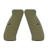 VZ Grips Diamond Army Green (AGGRESSIVE) Full Size G10