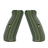 VZ Grips Dirty Olive Full Size G10