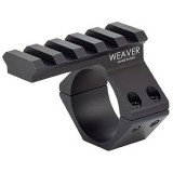 "Weaver Tactical LWT 1"" Scope Mounted Picatinny Rail Adapter"