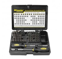 Wheeler Engineering 89 Piece Professional Plus Gunsmithing Screwdriver Set