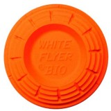 White Flyer Biodegradable Clay Target 100mm Orange (135)