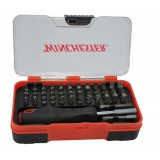 Winchester 51-Piece Gunsmith Screwdriver Set