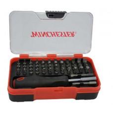 Winchester 51-Piece Gunsmith Screwdriver Set