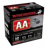 Winchester AA Xtra Lite 12 Gauge 7.5 Shot 28gm (25)
