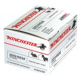 Winchester Aus Value Pack Ammunition .223 Rem 55GN PSP (50)