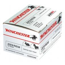 Winchester Aus Value Pack Ammunition .223 Rem 55GN PSP (50)