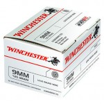 Winchester AUS Value Pack 9MM 125GN LRN Recycled (60)