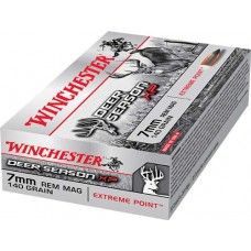 Winchester Deer Season Ammunition 7mm Rem Mag 140GN XP (20)
