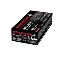 Winchester Supreme Ammunition .22-250 Win 55GN BST (20)