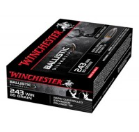 Winchester Supreme Ammunition .243 Win 95GN BST (20)
