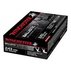 Winchester Supreme Ammunition .243 Win 95GN BST (20)