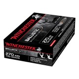 Winchester Supreme Ammunition .270 Win 130GN BST (20)