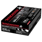 Winchester Supreme Ammunition .308 Win 150GN BST (20)