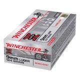 Winchester WinClean Ammunition 9mm Luger 124GN (50)