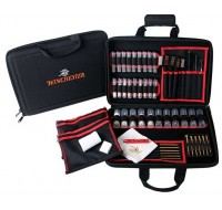 Winchester 68 Piece Universal Gun Cleaning Kit
