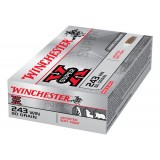 Winchester Super X Ammunition .243 Win 80GN PSP (20)
