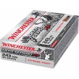 Winchester Deer Season Ammunition .243 Win 95GN XP (20)