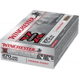 Winchester Super X Ammunition .270 Win 130GN PP (20)