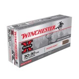 Winchester Super X Ammunition 30-30 Win 150GN PP (20)