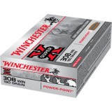 Winchester Super X Ammunition .308 Win 180GN PP (20)