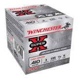 "Winchester 410 3"" 6 Shot 1135FPS (25)"