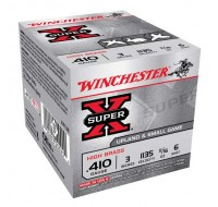 "Winchester 410 3"" 6 Shot 1135FPS (25)"